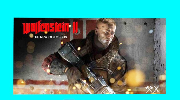 Game Action PC Wolfenstein II: The New Colossus