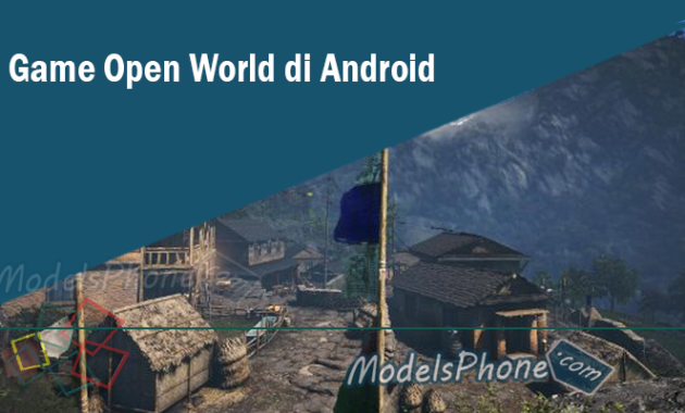 Game Open World di Android