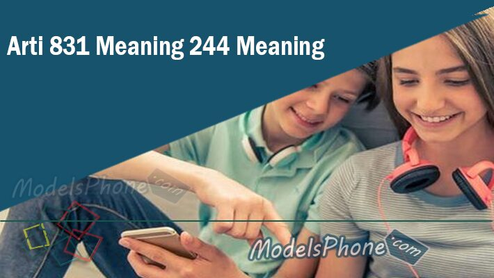 Arti 831 Meaning 244 Meaning